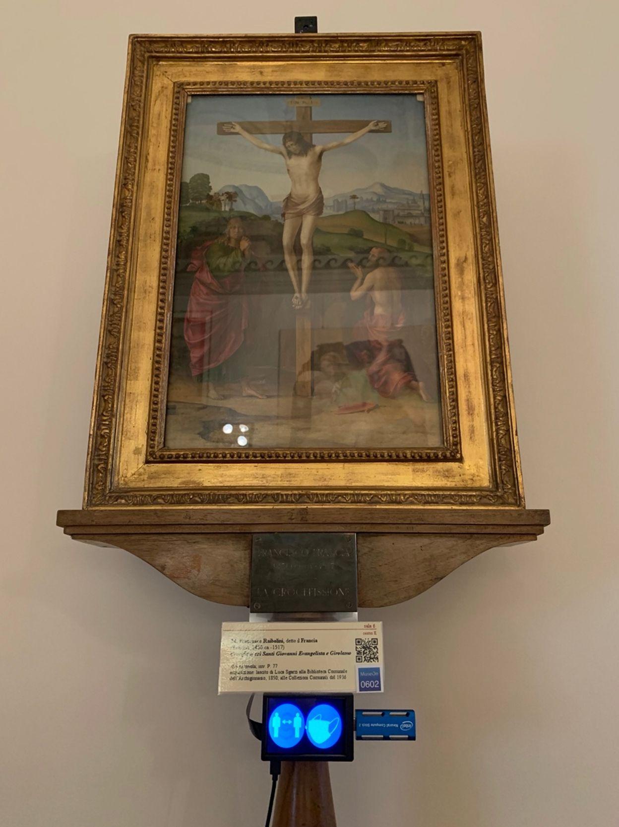 Crean tecnología que mide el atractivo de una obra de arte según el tiempo que las personas la miren - Dossierweb