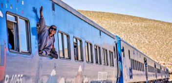 """El Tren a las Nubes festeja el plan Previaje: """"Es una herramienta fundamental para el turismo"""", dijo Sebastián Vidal"""